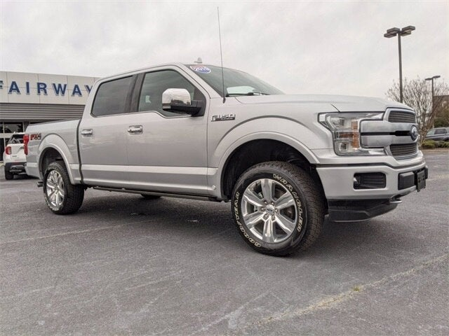 Ford F-150 Platinum For Sale >> 2019 Ford F 150 Platinum